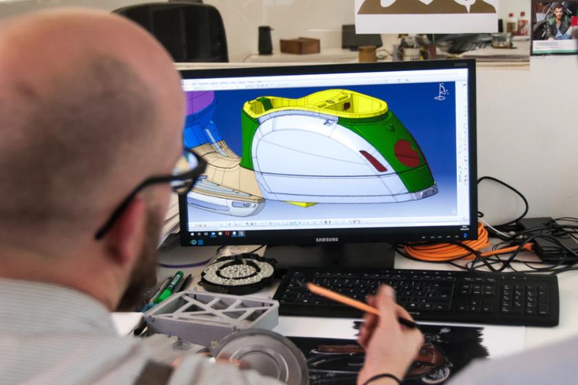 Když profesionální počítačové kreslení dostane zelenou